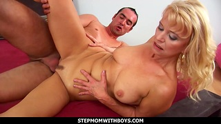 Adult mom Doggystyle Fucked Away from Her Biyfriend