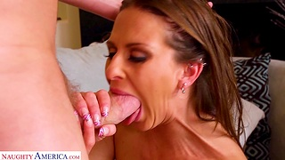Closeup video be required of automated fucking with fake boobs Rachel Roxxx