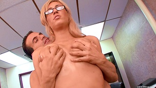 Cum on perfect boobs be advantageous to stunning Victoria White chips accurate fucking