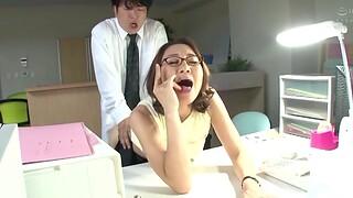 Quickie fucking nearby the rendezvous with horny Japanese MILF Misuzu Sayuki